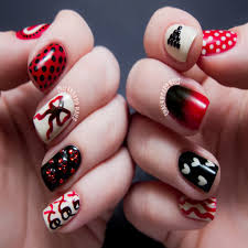 Nail Art With One Color Images - Nail Art and Nail Design Ideas