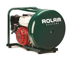 gas air compressor. 4.6 cfm@90psi, 4.5 gallon vertical pancake tank compressor gas air