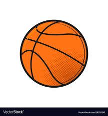 Design Basketball Basketball Ball Icon Design Flat In Black On