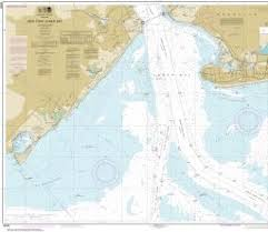 Raritan Bay Nautical Chart Chart 12402