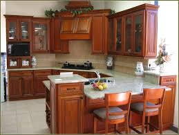 Cherry Shaker Kitchen Cabinets Natural Cherry Shaker Kitchen Cabinets Home Design Ideas