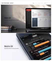 Art Portfolio Website Design 24 Outstanding Design Portfolio Websites To Inspire You