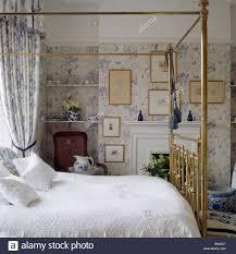Tapete Blau Schlafzimmer Schlafzimmer Ideen Beige Weiß Werner