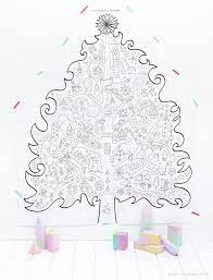 printable christmas coloring pages mr