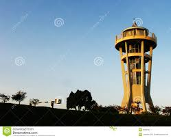 Lookout Tower Plans Concrete Lookout Tower Stock Photo Image 40112460