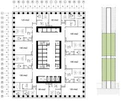 architectural drawings of skyscrapers. Delighful Skyscrapers Skyscraper  Carolina Ortiz Archinect Office Floor PlanArchitectural  DrawingsSkyscrapersFloor  For Architectural Drawings Of Skyscrapers