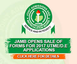Image result for jamb direct entry 2017