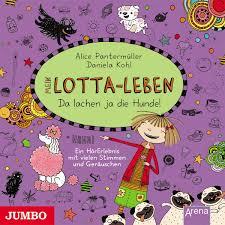 Hörbuch Alice Pantermüller Daniela Kohl Mein Lotta