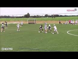 Aaron Clouthier 2020 Lacrosse Highlights (Class of 2023) - YouTube