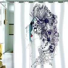 artistic shower curtains. Fine Shower Marvelous Artistic Shower Curtain Cheap Curtains Stylish  And Modern Fabric  To Artistic Shower Curtains H