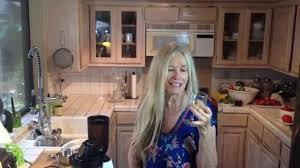 Mimi Kirk makes a Ginger Shot YouTube