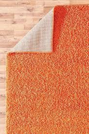 orange area rugs orange area rug gy warm soft carpet fluffy burnt orange 5x7 area rug