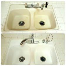 how to refinish kitchen sink sink kitchen sink refinishing unique best bathtub images on cast iron sink kit refinish kitchen sink cost refinish kitchen sink