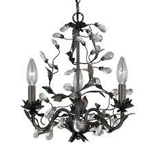 trellis lighting. Cascadia Lighting Trellis 13.75-in 3-Light Architectural Bronze Vintage Candle Chandelier L