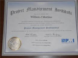 William J Martino Professional Resume