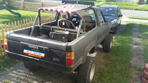 For Sale - 1st generation (86) Toyota 4runner 4x4, 4cyl, 5 speed ...
