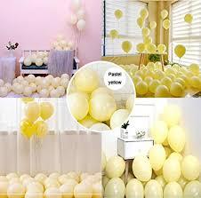 Party Pastel Balloons <b>100 pcs 10 inch Macaron</b> Candy <b>Colored</b> ...
