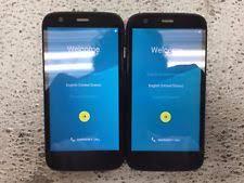 motorola 00969nartl. new listinglot of 2 motorola moto g 16gb xt1034 unlocked smartphone - clean, good condition 00969nartl
