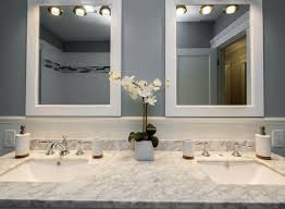 marble bathroom countertops. White-Carrera-Marble-Bathroom-Countertop-2 Marble Bathroom Countertops