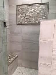 custom tiled shower southwest michigan