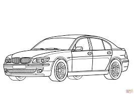 Coloriage Bmw 3 Coloriage Pictures To Pin On Pinterest