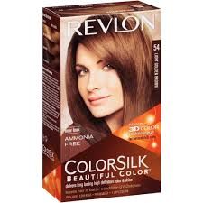 Revlon 54 Light Golden Brown Revlon Colorsilk Beautiful Hair Color Light Golden Brown 54 130 Ml