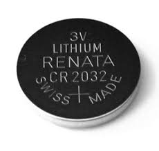 Cr2032 Battery Cross Reference Chart Cr2032 Renata Lithium Watch Electronics Battery 3v 220