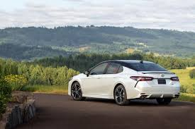 2018 Toyota Camry XSE White Midnight Metallic Black Roof  N