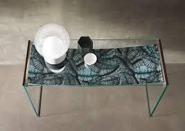 Italian glass furniture Nella Vetrina Office Consolle Tonelli Design Products Italian Glass Furniture Design High Tables Coffee Tables