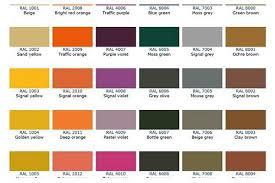 Jotun Ral Colour Chart Download Particular Jotun Ral Colour
