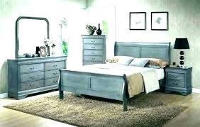 Bedroom Furniture Sets Queen White Bridgeport 6Piece Queen ...