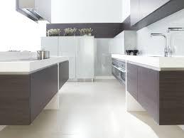 Porcelanosa Kitchen Cabinets Contemporary Kitchen Laminate Elm Island G100 Gamadecor