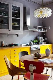 Yellow Paint For Kitchen Walls Kitchen Design Bright Kitchen Ideas With Yellow Color Bright