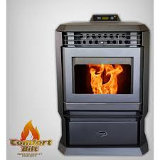 epa certified pellet stove with programmable thermostat