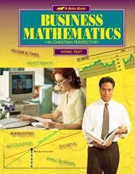 business math business mathematics