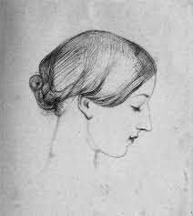 see caption florence nightingale as a about 1845 from a drawing