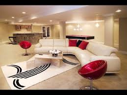 Design Basement Simple Decoration