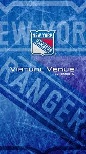 New York Rangers Virtual Venue By Iomedia