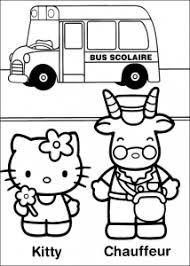 Free hello kitty coloring pages for you to color online, or print out and use crayons, markers, and paints. Hello Kitty Free Printable Coloring Pages For Kids