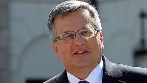 Präsident Bronislaw Komorowski (Bild) ratifizierte am Donnerstagabend ... - 1_MT5CSAlVp7Cgo