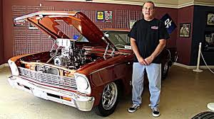 FOR SALE! Blown 1966 Chevy Nova Show Stopper! - YouTube