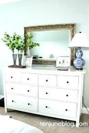 ikea white dresser white dresser with glass top