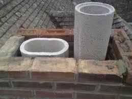 chimney liner installation photos