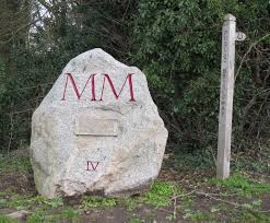 Image result for millenium stones norbury junction walks