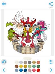 Small Picture My Singing Monsters Coloring Android Apps on Google Play