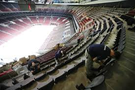Wachovia Center Virtual Seating Chart As Philadelphia Changes Wells Fargo Center Tries To Change