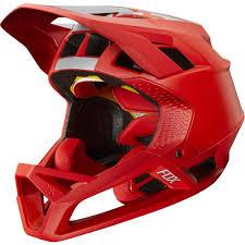 Fox Racing Proframe Helmet Wide Open 23406