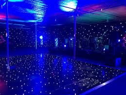 Black Light Hire Black Led Dance Floor Dance Floor Hire The Events Company