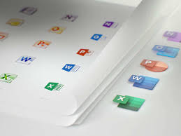 Microsoft Office Icons On Windows Get A New Look The Economic Times