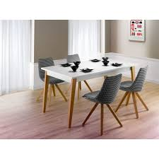 Table Scandinave. Awesome Oslo Blancchne With Table Scandinave ...